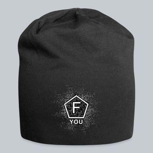 F... YOU - Jersey-Beanie
