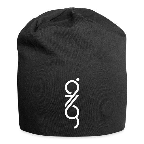 JONO - White logo - Jersey Beanie