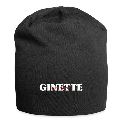 Ginette mon Amour - Bonnet en jersey