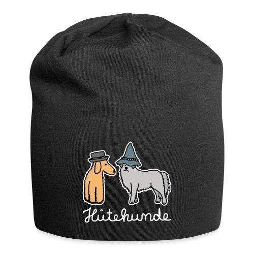 Hütehunde Hunde mit Hut Huetehund - Jersey-Beanie