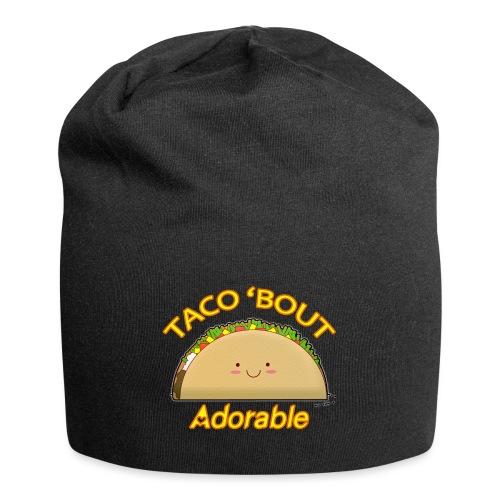 taco - Beanie in jersey