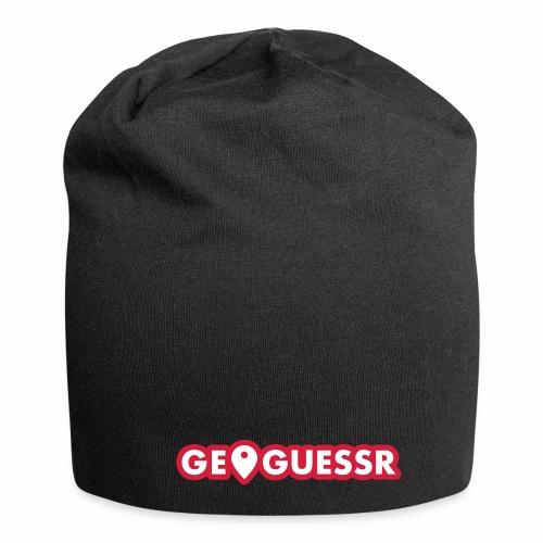 GeoGuessr - Logo - Jersey Beanie