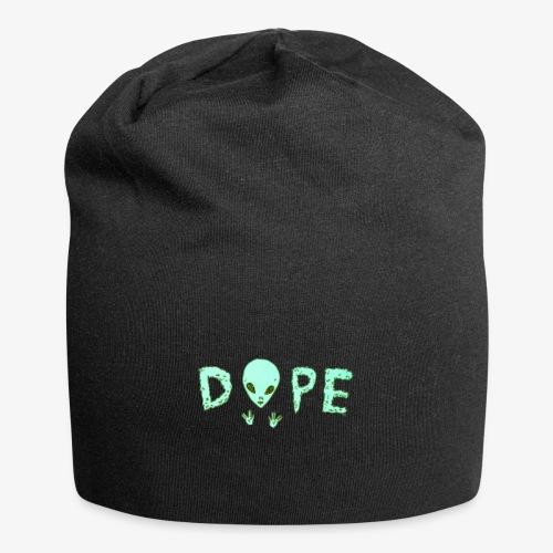 Alien Dope - Beanie in jersey