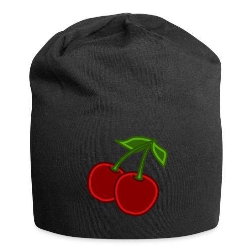 cherry - Czapka krasnal z dżerseju