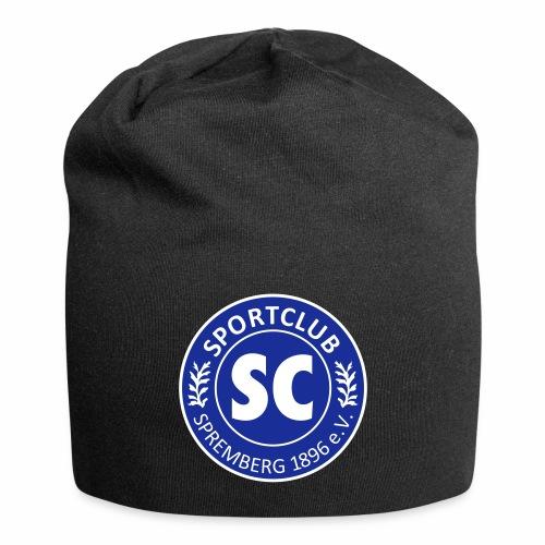 Logo SC Spremberg 2u - Jersey-Beanie