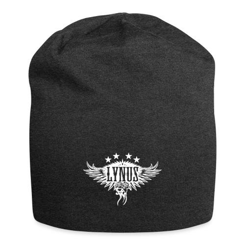 Small Lynus logo White - Jersey Beanie