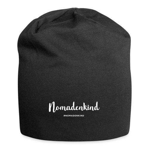 Nomadenkind by Solonomade - Jersey-Beanie