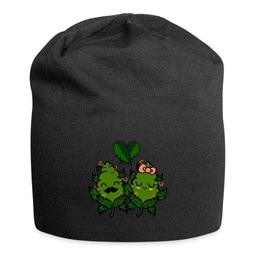 Mr & Ms Weed Nug - Gorro holgado de tela de jersey