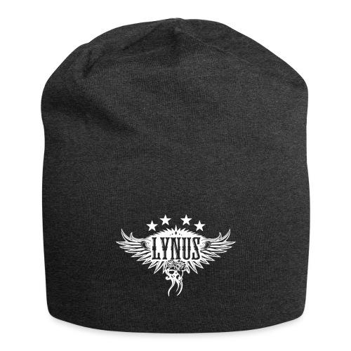Large Lynus logo White - Jersey Beanie