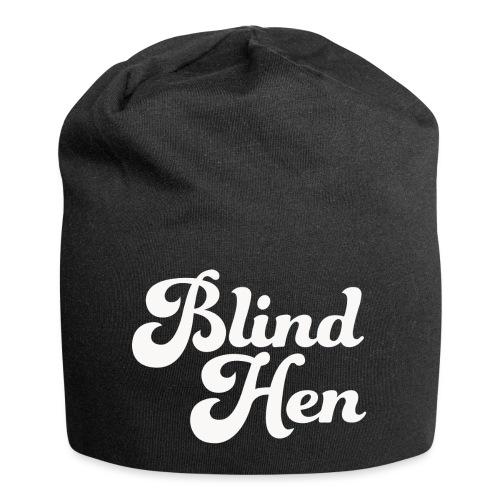 Blind Hen - Logo T-shirt premium, black - Jersey Beanie