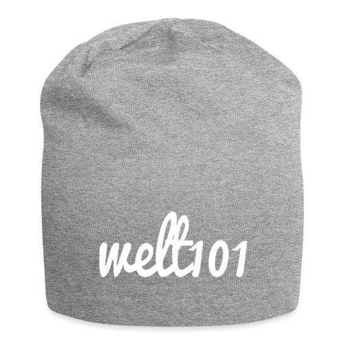 White Collection - Jersey Beanie