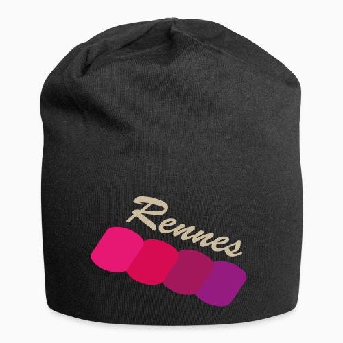Rennes, fier - Bonnet en jersey