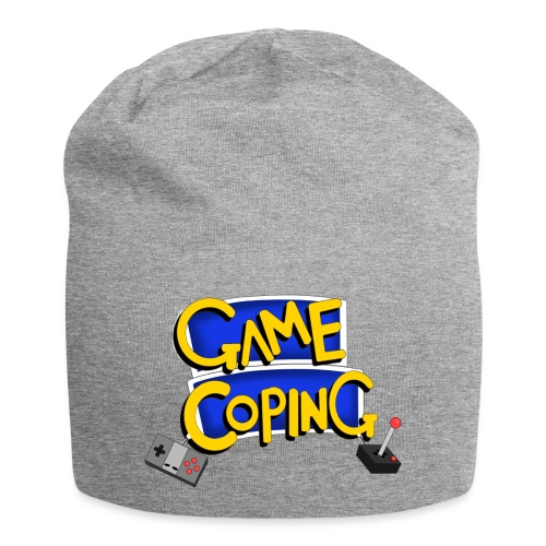 Game Coping Logo - Jersey Beanie