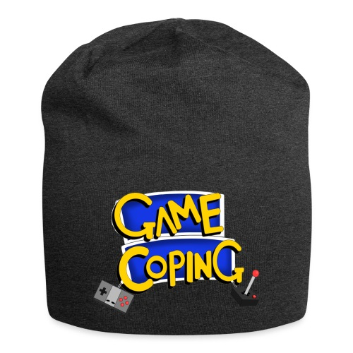 Game Coping Logo - Jersey Beanie