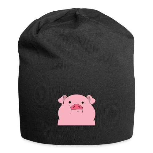 pig clothes - Jersey-Beanie