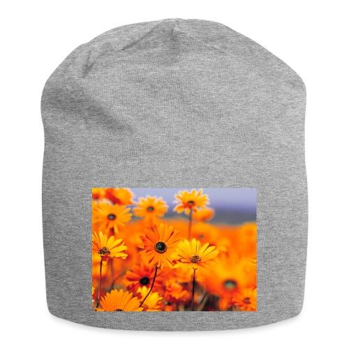 Flower Power - Jersey Beanie