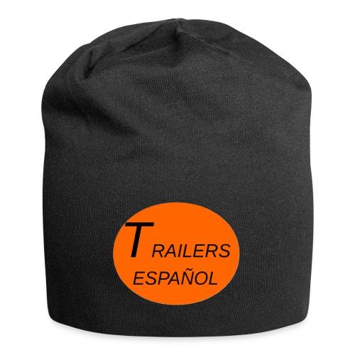 Trailers Español I - Gorro holgado de tela de jersey
