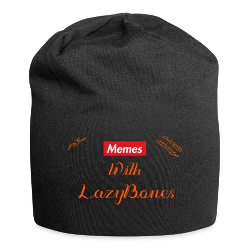 Memes With LazyBones (LIMITED EDITION) - Jerseymössa