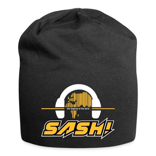 SASH! Logo 2020 Headfone - Jersey Beanie