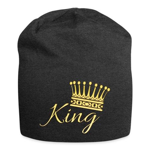 King Or by T-shirt chic et choc - Bonnet en jersey