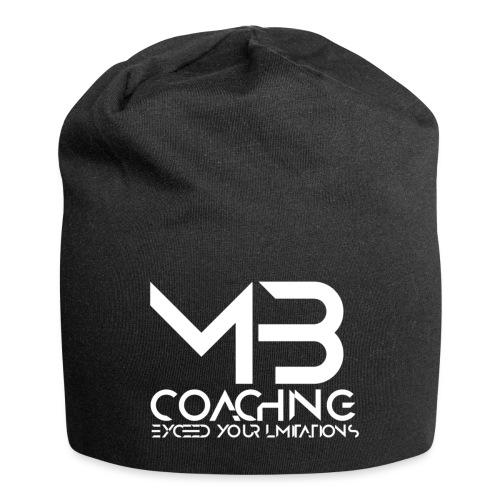 mb coaching log0 - Jersey Beanie