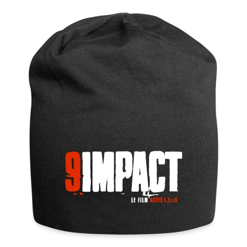 9impact The Film - Acts 4, 5 and 6 - Official Logo - Jersey Beanie