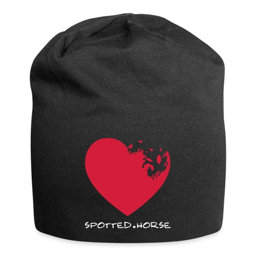 Cuore Appaloosa Spotted.Horse - Beanie in jersey