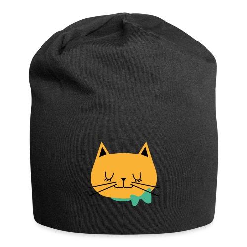 cat - Bonnet en jersey
