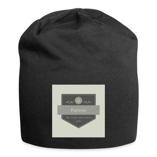 logo bussines - Jersey-Beanie