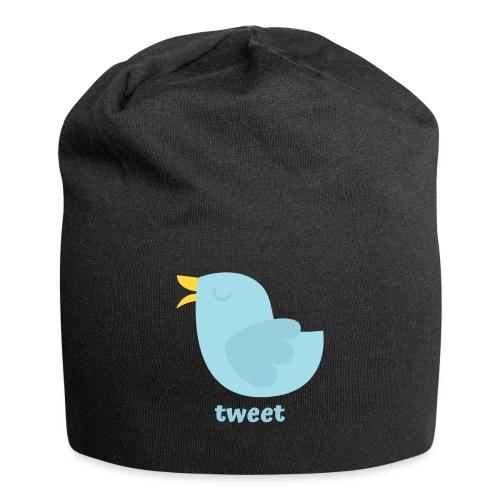 tweet - Jersey-Beanie