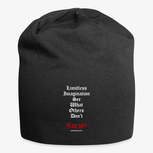 Limitless Imagination Wit - Jersey-Beanie