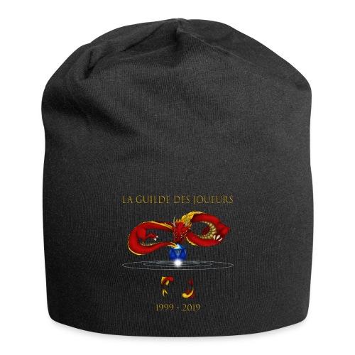 20ans final tshirt - Bonnet en jersey