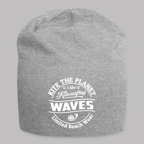 waves water ktp - Jersey-Beanie