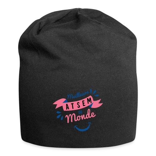 Meilleure ATSEM du Monde - Bonnet en jersey