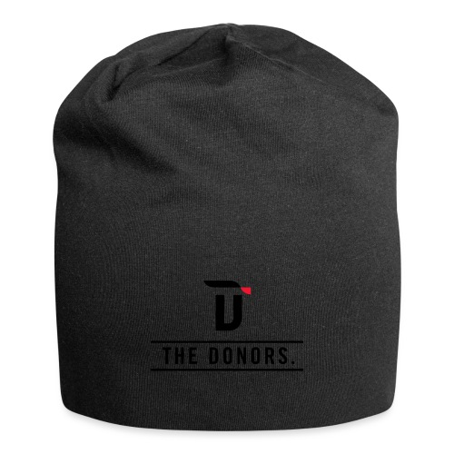 The Donors. - Jersey-Beanie