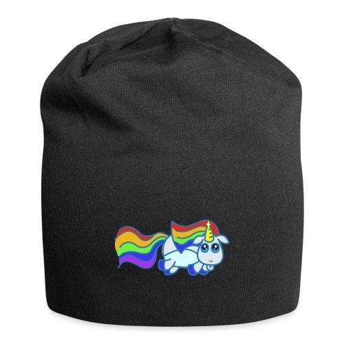 Nyan unicorn - Beanie in jersey