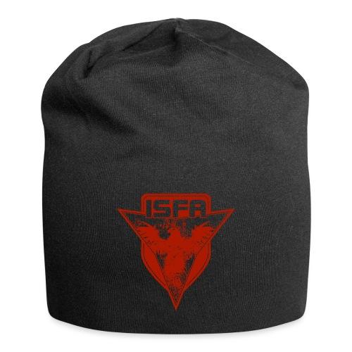 isfa logo 1c rot - Jersey-Beanie