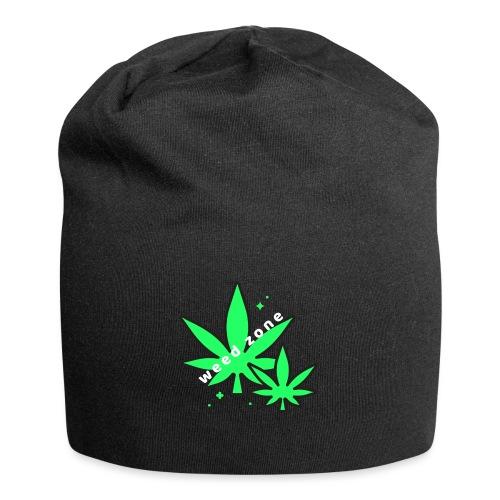 420 weed zone - Bonnet en jersey