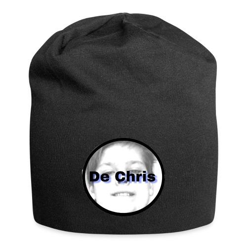 De Chris logo - Jersey-Beanie