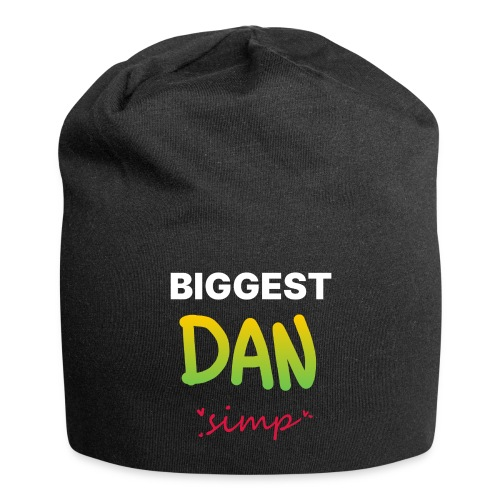 We all simp for Dan - Jersey-Beanie