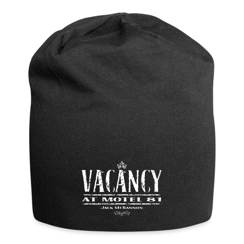 Vacancy at Motel 81 - Jersey-Beanie
