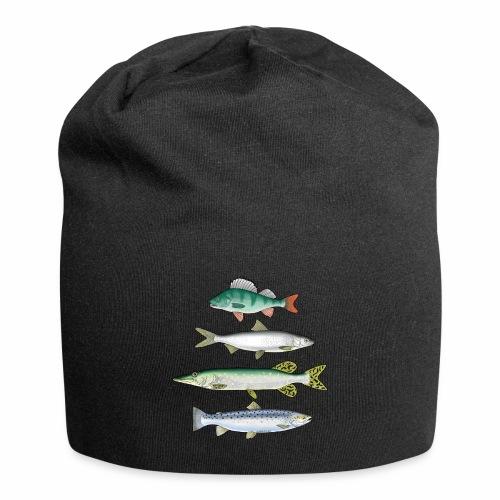 FOUR FISH - Ahven, siika, hauki ja taimen tuotteet - Jersey-pipo