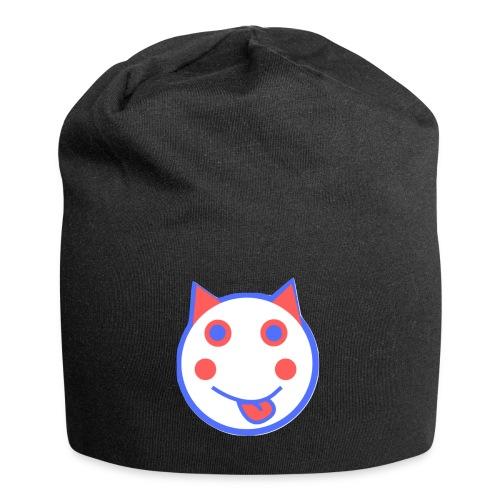 Red White And Blue - Alf Da Cat - Jersey Beanie