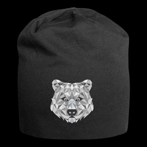 Bear-ish - Czapka krasnal z dżerseju