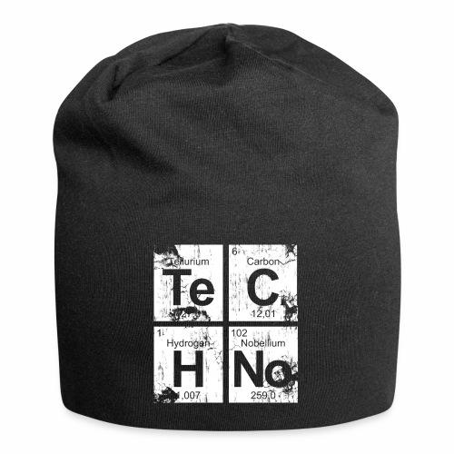 Dirty Techno Chemie - Jersey-Beanie