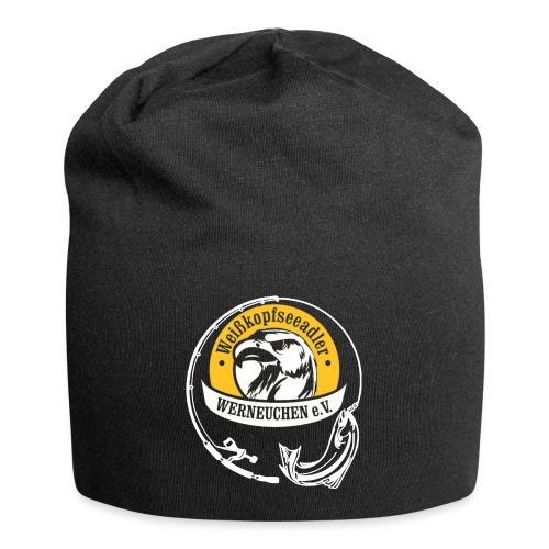 Angelvereien Weißkopfseeadler Werneuchen e.V. Logo - Jersey-Beanie