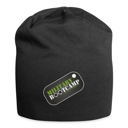 military bootcamp - Jersey Beanie
