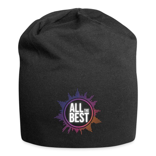 All The Best Logo - Jersey Beanie