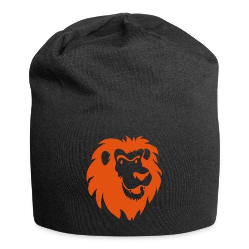 Leeuwenkop 1C - Jersey-Beanie