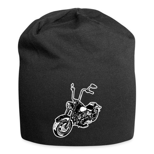 Moto Softail - Gorro holgado de tela de jersey